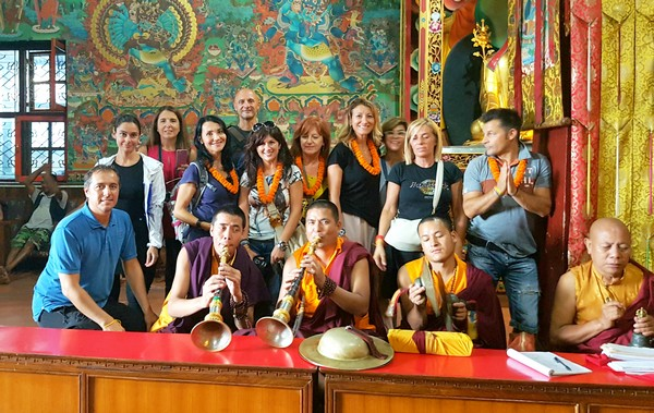 Education Nepal di Evolution Travel - settembre 2016