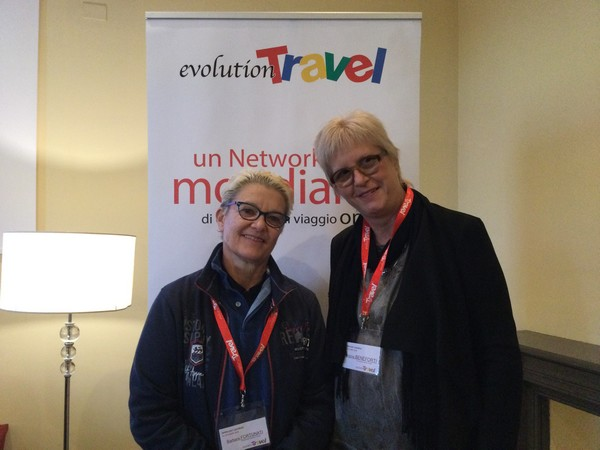 Barbara Maria Fortunati e Cristina Beneforti: PRP Toscana di Evolution Travel